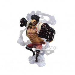 ONE PIECE - Figure King of Artist Luffy - Gear4 Special ver.A - 14cm 181436  One Piece