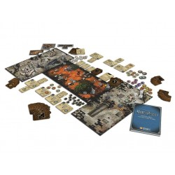 HARRY POTTER - Miniature Adventure Game - UK 181460  Nieuwe imports