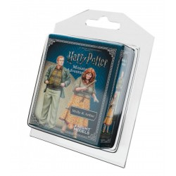 HARRY POTTER - Miniature Adventure Game - Molly & Arthur Weasley - UK 181478  Nieuwe imports