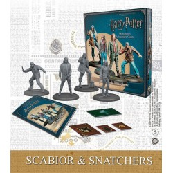 HARRY POTTER - Miniature Adventure Game - Scabior & Snatchers - UK 181479  Nieuwe imports