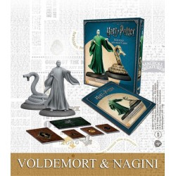 HARRY POTTER - Miniature Adventure Game - Voldemort & Nagini - UK 181480  Nieuwe imports