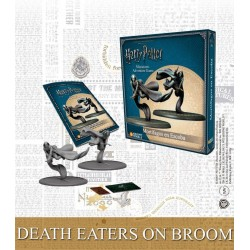 HARRY POTTER - Miniature Adventure Game - Death Eaters on Broom - UK 181481  Nieuwe imports