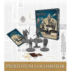 HARRY POTTER - Miniature Adventure Game - Piertotum Locomotor - UK 181482  Nieuwe imports