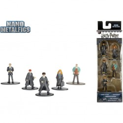 HARRY POTTER - Diorama Nano Metalfigs - Pack 5 figures Serie 1 181496  Harry Potter
