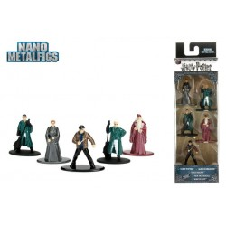 HARRY POTTER - Diorama Nano Metalfigs - Pack 5 figures Serie 2 181497  Harry Potter