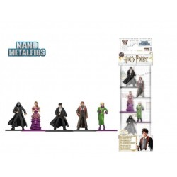 HARRY POTTER - Diorama Nano Metalfigs - Pack 5 figures Serie 3 181498  Harry Potter