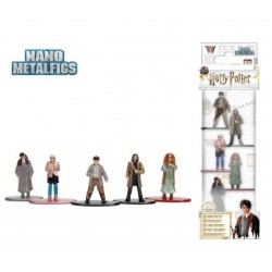 HARRY POTTER - Diorama Nano Metalfigs - Pack 5 figures Serie 4 181499  Harry Potter