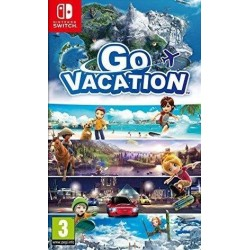 Go Vacation 167257  Nintendo Switch