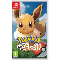 Pokemon Let's Go Eevee 167249  Nintendo Switch