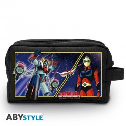 GRENDIZER - Make-up tas - Goldorak & Actarus