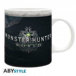 MONSTER HUNTER - Mug 320 ml - World - Subli 181646  Drinkbekers - Mugs