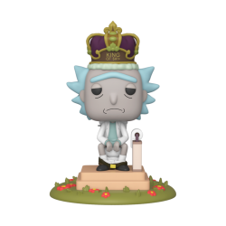 RICK & MORTY - Pop Deluxe N° xxx - King of w Sound 181674  Nieuwe imports