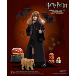 HARRY POTTER - Movie Figure 1/6 Hermione Halloween Limited - 30cm 181718  Harry Potter Figurines