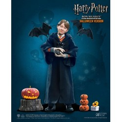 HARRY POTTER - Movie Figure 1/6 Ron Weasley Halloween Limited - 30cm 181719  Harry Potter Figurines
