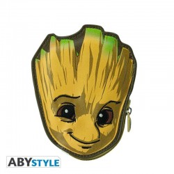 MARVEL - Groot coin purse 181722  Nieuwe imports