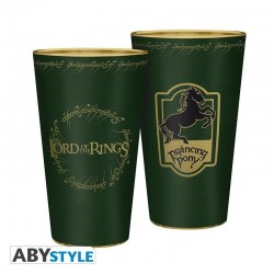 LORD OF THE RINGS - Glas XXL 400ml - Poney Fringant