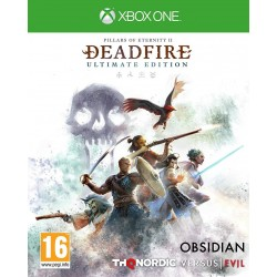 Pillars of Eternity 2 - Deadfire - Ultimate Edition - XBox One 181745  Xbox One