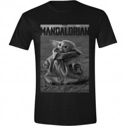 THE MANDALORIAN - T-Shirt Men - The Child Tonal - (XL) 181786  Nieuwe imports