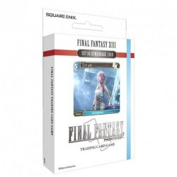 FINAL FANTASY JCC - Starter Set FFXIII '2018' - pce 167168  Dragon Ball
