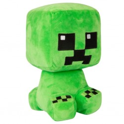 MINECRAFT - Crafter Plush - Creeper - 23cm 181822  Minecraft