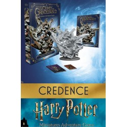 HARRY POTTER - Miniature Adventure Game - Credence - UK 181484  Nieuwe imports