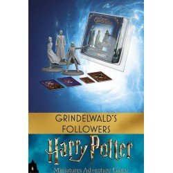 HARRY POTTER - Miniature Adventure Game - Grindewald Flowers - UK 181488  Nieuwe imports