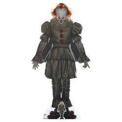 IT - Lifesize Cutout - Pennywise - 192cm 181606  Cardboards