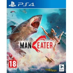ManEater - Day One Edition - Playstation 4 181850  Playstation 4