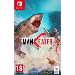 ManEater Day One Edition - Nintendo Switch 181852  Nintendo Switch