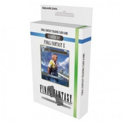 FINAL FANTASY JCC - Starter Set FFX - Boite de 6 167159  Dragon Ball