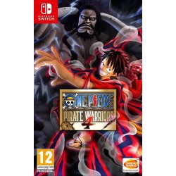 One Piece : Pirate Warriors 4 - Nintendo Switch 181878  Nintendo Switch