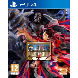 One Piece : Pirate Warriors 4 - Playstation 4 181880  Playstation 4