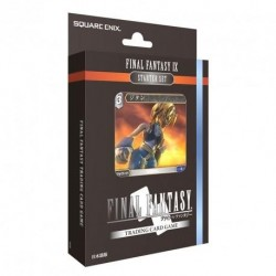 FINAL FANTASY JCC - Starter Set FFIX - pce 167157  Trading Cards