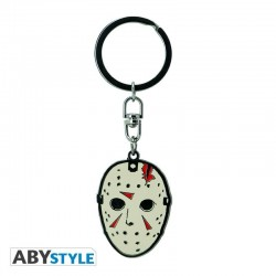 FRIDAY THE 13TH - Metal Keychain - Mask 181900  Sleutelhangers