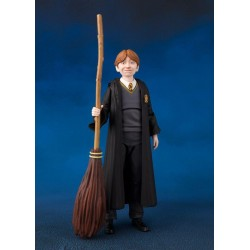 HARRY POTTER - Ron - S.H.Figuarts - 12cm (Tamashi Bandai) 167137  Harry Potter Figurines