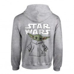 MANDALORIAN - Hoodie - The Child Sketch - (L) 181916  Nieuwe imports