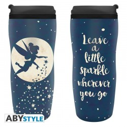 DISNEY  - Tumbler Koffiebeker to go 355ml - Peter Pan - Tinker Bell