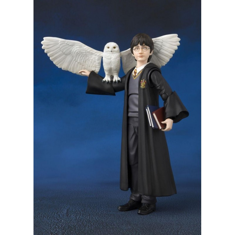 HARRY POTTER - Harry - S.H.Figuarts - 12cm (Tamashi Bandai) 167135  Harry Potter Figurines