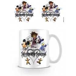 KINGDOM HEARTS - Mug - 315 ml - Logo