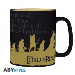 LORD OF THE RINGS - Beker 460 ml - Group