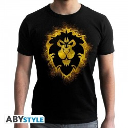 WORLD OF WARCRAFT - Alliance - T-Shirt - Men - (XS) 182223  Nieuwe imports