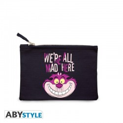 DISNEY - Make-up Bag - We're all mad here 182197  Nieuwe imports