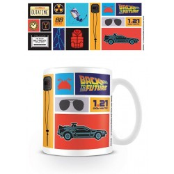 BACK TO THE FUTURE - Mug - 315 ml - Collection 182237  Drinkbekers - Mugs
