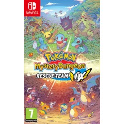 Pokemon Mystery Dungeon : Rescue Team DX - Nintendo Switch 182295  Nintendo Switch
