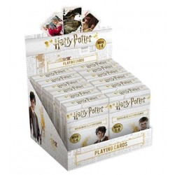 HARRY POTTER - Movie Deck Playing Cards 'Display 12 pc' 182390  Speel Kaarten
