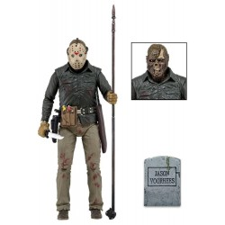 FRIDAY THE 13th - Jason Chapter 6 - Figure 18cm 182599  Figurines