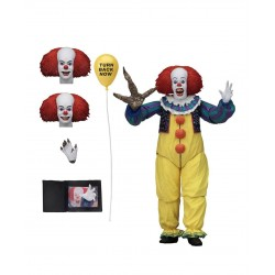IT - Ultimate Pennywise Version 2 - Figure 18cm 182608  Pennywise - It