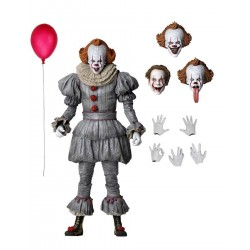 IT 2 - Ultimate Pennywise - Figure 18cm 182609  Pennywise - It