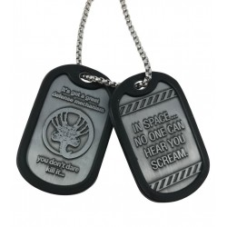 ALIEN - 40th Anniversary - Limited Edition Dog Tags 182630  Honden Leibanden