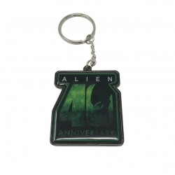 ALIEN - 40th Anniversary - Limited Edition Keyring 182631  Sleutelhangers
